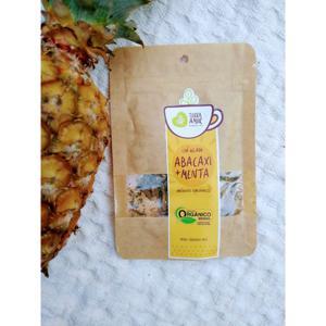 Chá orgânico Abacaxi & Menta - 15g