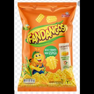 Salgadinho Elma Chips 90g Fandangos Mini Espiga Queijo