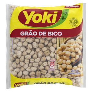 Grão-de-Bico Yoki Pacote 500g