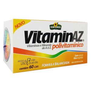 Vitamina AZ - 60 caps
