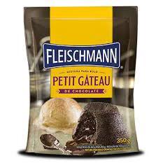 Mistura Bolo Fleischmann 350G Petit Gateau
