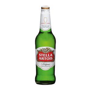 Cerveja Stella Artois Premium 550Ml Vidro