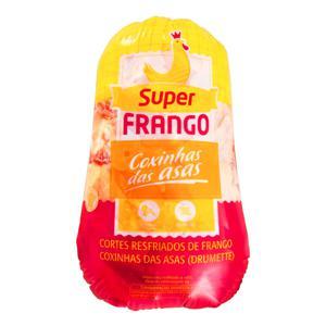 Coxinha da Asa de Frango Resfriada Super Frango