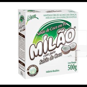 Sabão de Coco em Pó Milão 500g