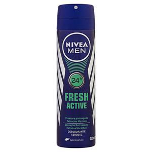 Antitranspirante Aerossol Nivea Men Fresh Active 150ml