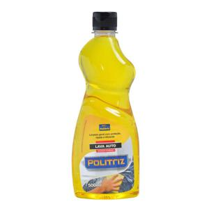 Detergente Automotivo Politriz Lava Auto 500Ml