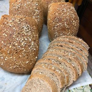Pão Integral Cereais 900g - Ugarte