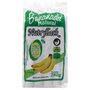 Bananada NUTRYLLACK Natural 280g