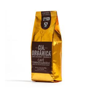 Café Orgânico Daily Torrado e Moído 250g