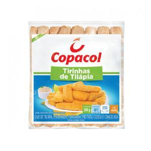 Tirinhas De Tilápia Copacol 300g