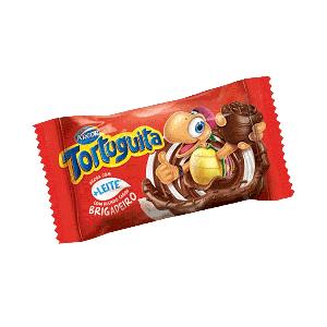 Chocolate Tortuguita Arcor Brigadeiro 19g