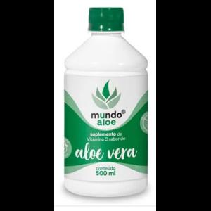 Suco (Suplemento) Aloe Vera Natural Naturama 500ml