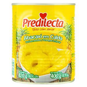 Abacaxi em Calda Predilecta Lata 400g