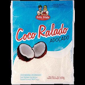 Coco Ralado Fritzefrida Adocado 100G
