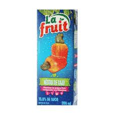 Suco La Fruit Caju 200 Ml