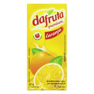 Néctar Misto Laranja Dafruta Premium Caixa 200ml