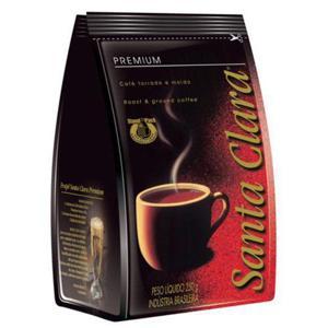 Cafe Santa Clara Premium Torrado E Moido 500G Pacote