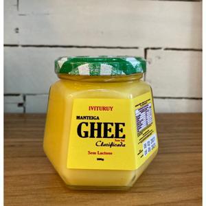 Manteiga Ghee 200g - Ivituruy (Serro)