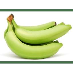 Banana Caturra Verde Orgânica p/ Biomassa kg - Vista Alegre
