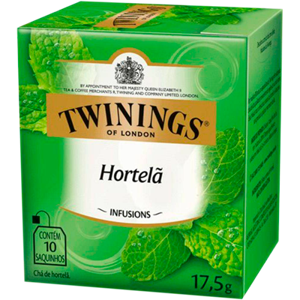 Chá de Hortelã Twinings 10 Envelopes