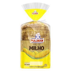 Pão Milho Pullman Pacote 450g