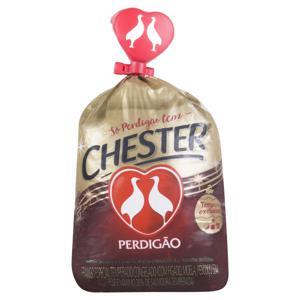 Frango Congelado Temperado sem Pele Perdigão Chester