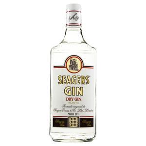 Gin Dry Seagers Garrafa 980ml