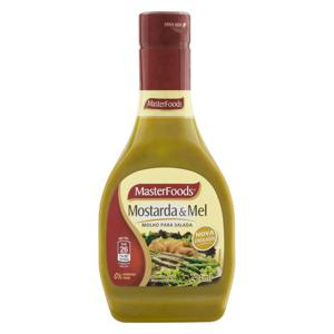 Molho para Salada Mostarda e Mel MasterFoods Squeeze 234ml