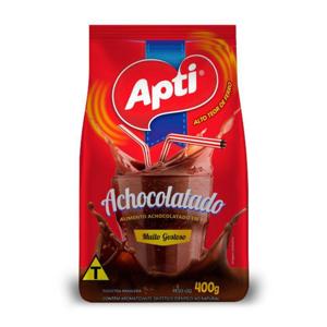 Achocolatado em Pó APTI 400g