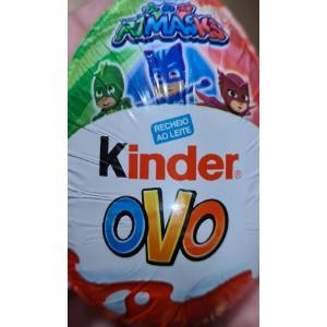 Chocolate Kinder Ovo 20g PJ Masks