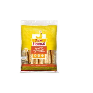 Linguiça de Frango Fina SUPERFRANGO 1Kg