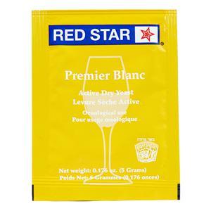 Fermento Premier Blanc - Red Star 5g