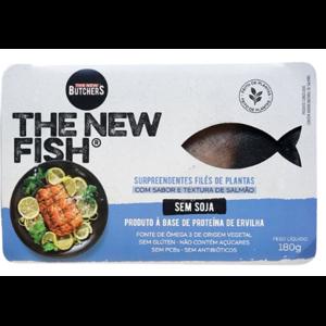 New Fish Salmão Butchers 180g