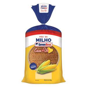 Pão Milho Seven Boys Casa de Vó Pacote 500g