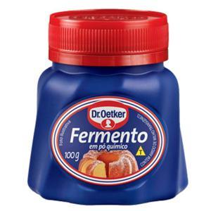 Fermento Dr. Ortker Po Quimico 100G