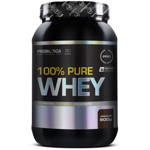 Whey Protein Probiótica Chocolate 900G