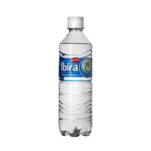 Água Mineral IBIRA Com Gás 510ml