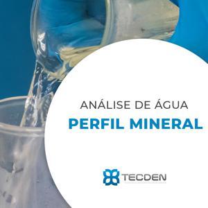 Análise de Água - Grupo Análise Mineral