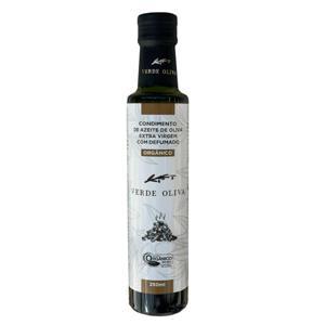 Azeite Extra virgem aromatizado defumado ( 250ml)- Orgânico