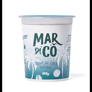 Creme de Coco Natural 500g - Mardicô