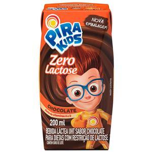 Achocolatado Pirakids 200Ml Zero Lactose
