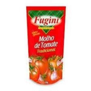 Extrato de Tomate FUGINI Sachê 340g