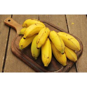 Banana Prata - Aprox. 1kg