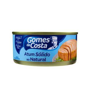 Atum Gomes Da Costa 170G Solido Natural