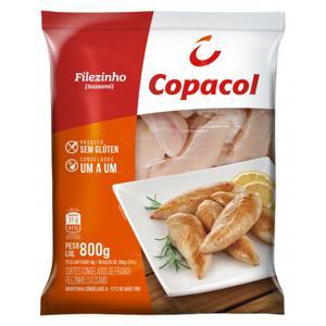 Filezinho de Peito COPACOL Congelado IQF 800g