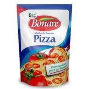 Molho de Tomate BONARE Pizza Sachê 340g