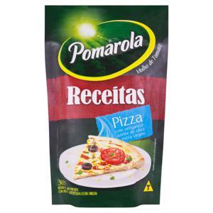 Molho de Tomate Pizza Pomarola Sachê 300g