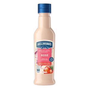 Molho para Salada Rosé Hellmann's Frasco 210ml
