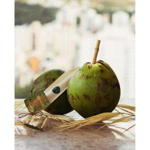 Canudo bambu - Manju