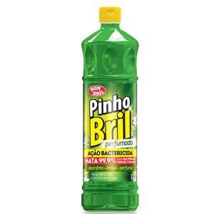 Desinfetante Pinho Bril Limão 1L